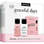 FREE Amazing Grace Emulsion, Shower Gel & Ballet Rose w/any $35 Philosophy purchase
