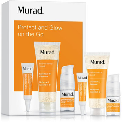 Protect and Glow on the Go Kit