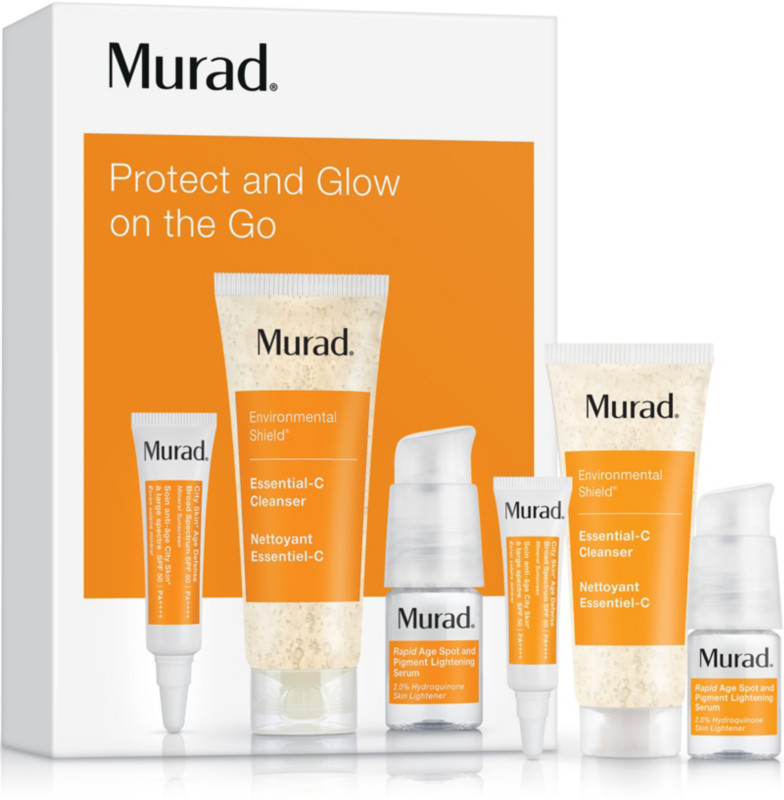 Protect And Glow On The Go Kit by Murad