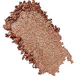 ColourPop Super Shock Shadow DGAF (medium-toned rusty brown topped with multi-dimensional gold glitter)