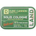 Duke Cannon Supply Co Solid Cologne - Land