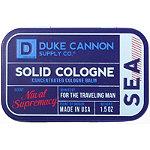 Duke Cannon Supply Co Solid Cologne - Sea