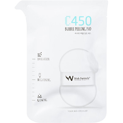 Online Only C450 Bubble Peeling Pad for Body