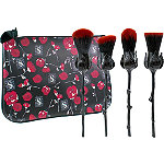 Online Only Limited Edition Roses Are Black Brushes