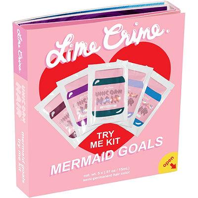 Online Only Mermaid Goals Try-Me Kit
