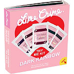 Lime Crime Online Only Dark Rainbow Try-Me Kit