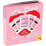 Lime Crime Online Only Monochromatic Mauves Try-Me Kit