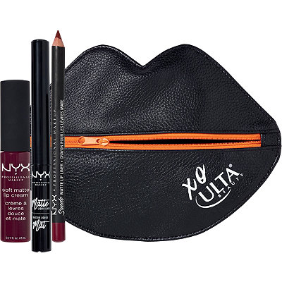 FREE Lip Bag w/ 3 Full Size Products w/any $20 NYX Professional Makeup purchase