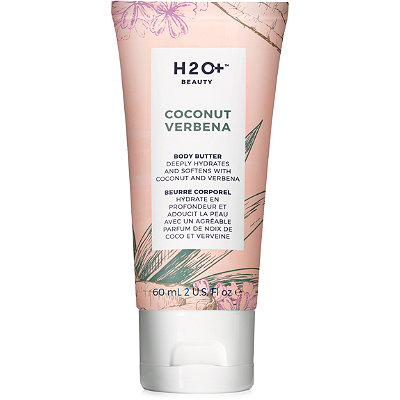FREE Coconut Verbena Body Butter w/any $25 H2O purchase