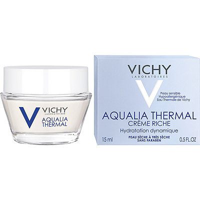 FREE deluxe sample Aqualia Riche w/any Vichy purchase