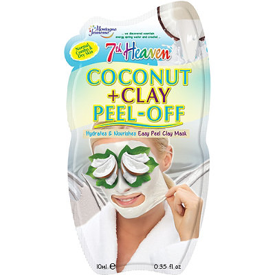 7th Heaven Coconut +Clay Peel-Off Mask