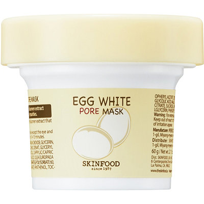 Travel Size Egg White Pore Mask