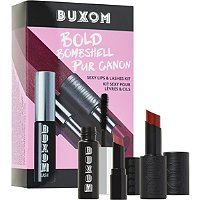 Bold Bombshell Sexy Lips &Amp; Lashes Kit by Buxom