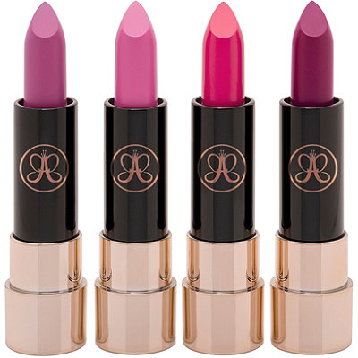 Mini Matte Lipstick Set - Pinks