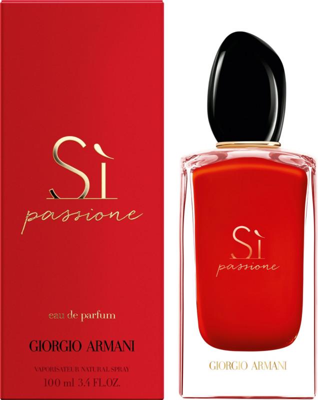 giorgio armani si passione perfume
