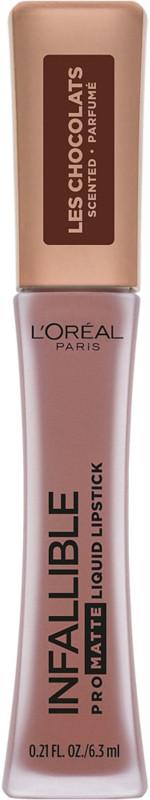 Loréal Infallible Pro Matte Liquid Lipstick Les Chocolat Ulta Beauty