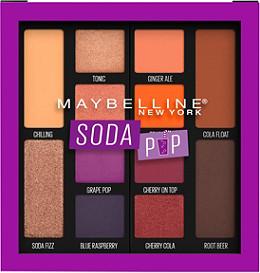 Maybelline Soda Pop Eyeshadow Palette Ulta Beauty