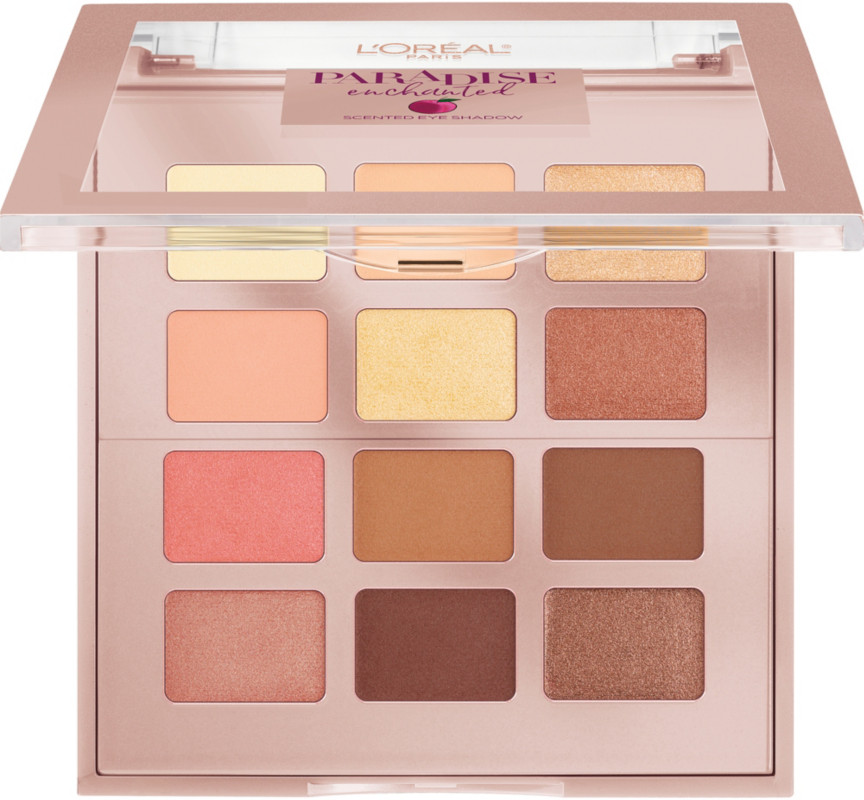 Loral Paradise Enchanted Scented Eyeshadow Palette Ulta Beauty