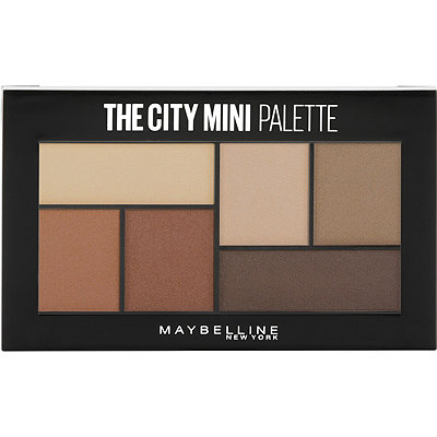 The City Mini Palette Brooklyn Nudes