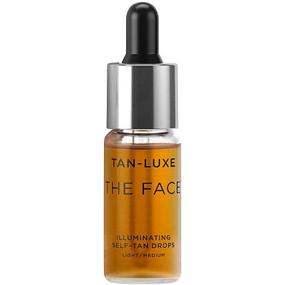 FREE The Face Illuminating Self-Tan Drops w/any $29 Tan-Luxe purchase