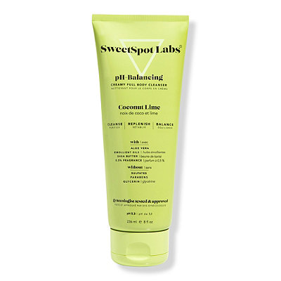 Online Only Coconut Lime Gentle Wash