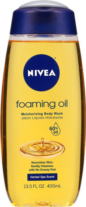 Nivea Foaming Oil Moisturizing Body Wash Ulta Beauty
