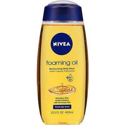 Foaming Oil Moisturizing Body Wash