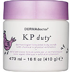Dermadoctor KP Duty Dermatologist Formulated Body Scrub with Chemical + Physical Exfoliation