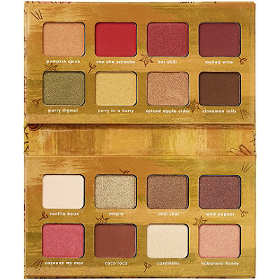 Spice Up Your Life Eyeshadow Palette