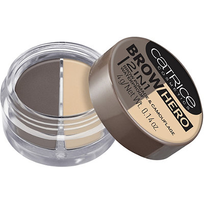 Brow Hero 2-In-1 Brow Pomade & Camouflage