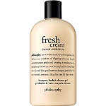 Fresh Cream Warm Cashmere Shampoo, Bath & Shower Gel