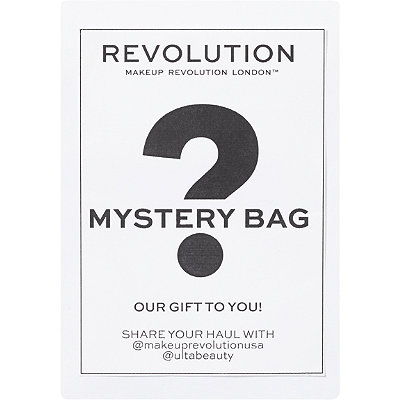 Online Only FREE Mystery Gift w/any $25 Makeup Revolution purchase, $30 Value