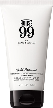 House 99 By David Beckham Bold Statement Tattoo Body Moisturising