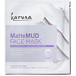Karuna Online Only MatteMUD Face Mask White Mud Sheet Mask