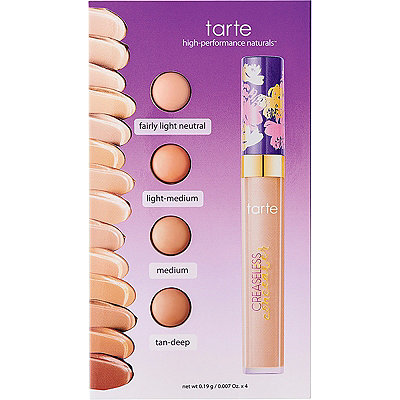 FREE Creaseless Concealer Sample Card w/any $35 Tarte purchase