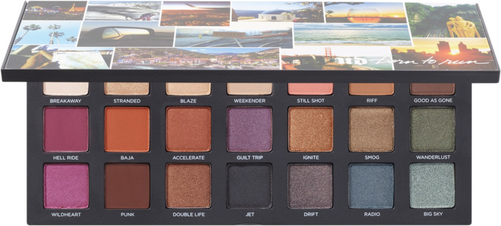 Urban Decay Cosmetics Born To Run Eyeshadow Palette | Ulta Beauty