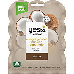 Yes to Coconut & Coffee Bubbling Paper Mask