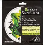 Online Only SkinActive Super Purifying Charcoal Sheet Mask