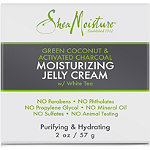 SheaMoisture Green Coconut & Activated Charcoal Moistuizing Jelly Cream