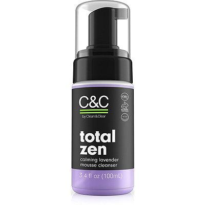 Total Zen Lavender Mousse Cleanser