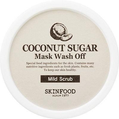 Coconut Sugar Mask Wash Off