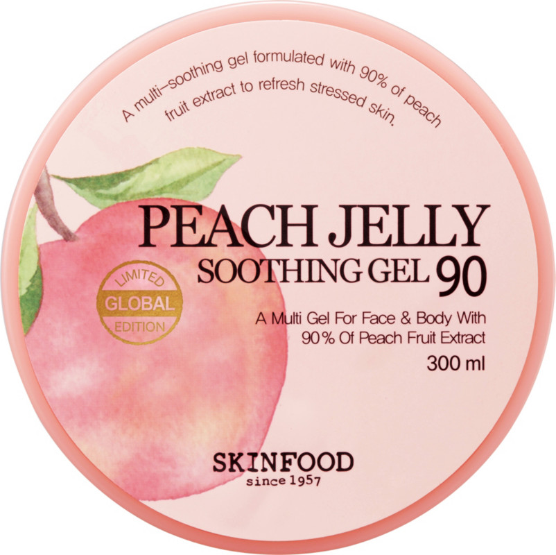 Peach Jelly Soothing Gel 90 by Skinfood