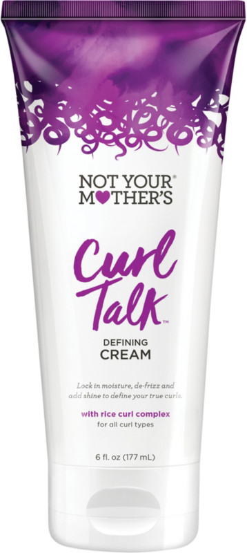 not your mother u0026 39 s curl talk defining cream