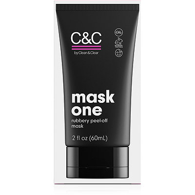 Mask One Rubbery Peel Off Pink Face Mask
