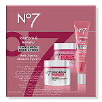 No7 Restore & Renew Face & Neck Multi Action Anti-Ageing Skincare System