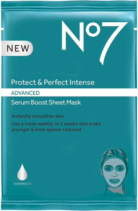 No 7 protect and perfect intense advanced serum