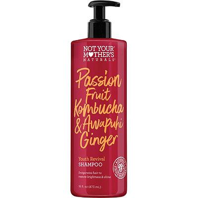 Passion Fruit Kombucha & Awapuhi Ginger Youth Revival Shampoo