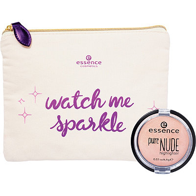 FREE Watch Me Sparkle Bag w/any $10 Essence purchase