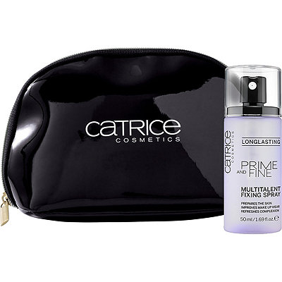 FREE Bag w/ Full Size Setting Spray w/any $12 Catrice purchase