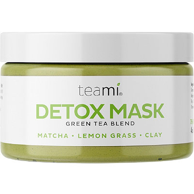 Green Tea Blend Detox Mask
